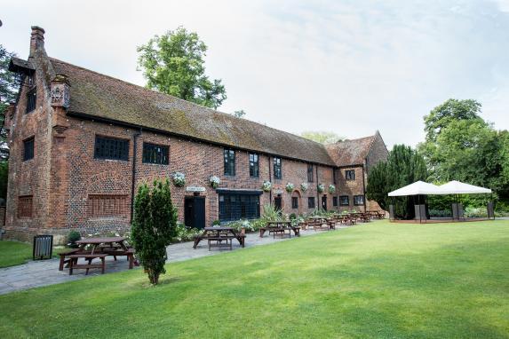 Tudor Barn Eltham Wedding Venues