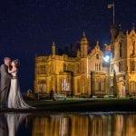 Allerton Castle Night