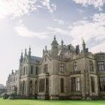Allerton Castle Front