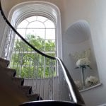 Bailbrook House Hotel stairs