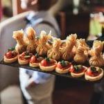Coed-Y-Mwstwr Hotel Food