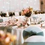 Coed-Y-Mwstwr Hotel Wedding Breakfast