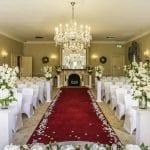 De Courceys Manor Ceremony