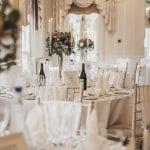 De Courceys Manor Wedding Breakfast