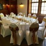 Manor Parc Country Hotel & Restaurant oak lounge wedding 3