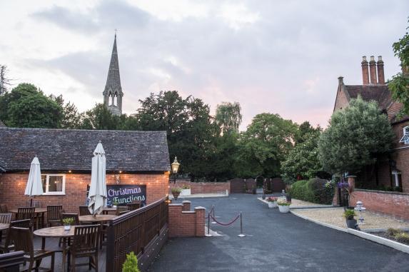 Charlecote Pheasant Stratford Upon Avon Wedding Venues