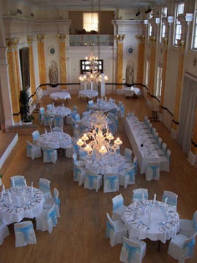 Royal Pump Rooms Amp Jephsons Leamington Spa Wedding Venues