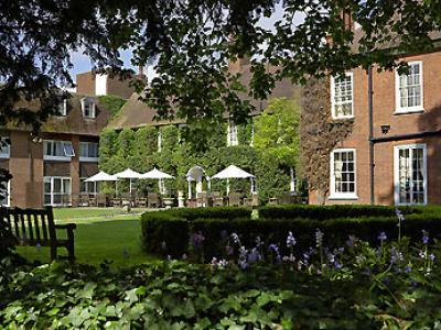 The Great Hallingbury Manor Hotel Oak Room