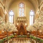 Stanbrook Abbey Wedding Venue Malvern West Midlands interior