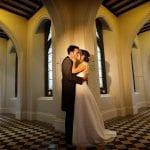 Stanbrook Abbey Wedding Venue Malvern West Midlands hallway