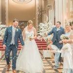 Stanbrook Abbey Wedding Venue Malvern West Midlands just married