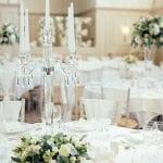 Stanbrook Abbey Wedding Venue Malvern West Midlands dining