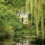 Stanbrook Abbey Wedding Venue Malvern West Midlands garden