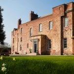 Stanbrook Abbey Wedding Venue Malvern West Midlands outside