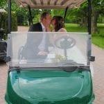 Hagley Golf Club Golf buggy min 15