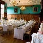 Ingestre Hall Ingestre Hall Wedding Breakfast 3