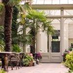 Hampton Court House conservatory 18