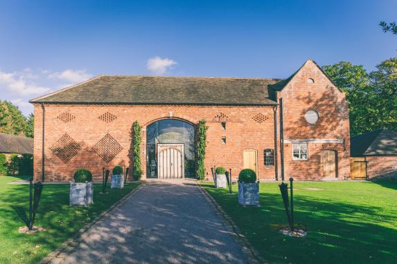 Shustoke Farm Barns Coleshill Wedding Venues