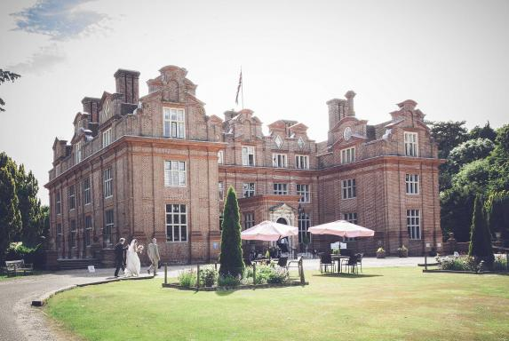 Broome Park Golf And Country Club Canterbury Wedding Venues