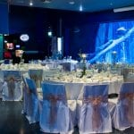 The Deep Wedding Venue Hull Wedding breakfast in Oceans Gallery