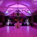 Beeston Manor Wedding Venue Lancashire Hoghton Preston interior table