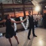Beeston Manor Wedding Venue Lancashire Hoghton Preston interior dancefloor