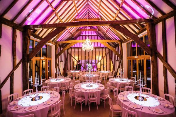 White Dove Barns Lowestoft Wedding Venues