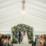 Colshaw Hall Marquee