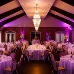 Colshaw Hall Wedding Breakfast