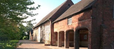 Pimhill Barn Shrewsbury Wedding Venues