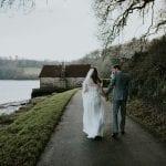 Pentillie Castle Enchanted Brides (42) 18