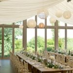 Trevenna Wedding Venue Liskeard Cornwall West Country interior