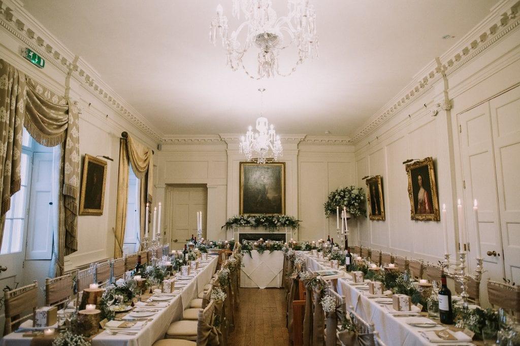 Pentille Castle Wedding Breakfast