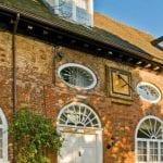 Alveston Manor Hotel Wedding Venue Clopton Bridge Stratford upon Avon Warwickshire front outside