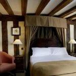 Alveston Manor Hotel Wedding Venue Clopton Bridge Stratford upon Avon Warwickshire Bedroom