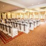 Alveston Manor Hotel Wedding Venue Clopton Bridge Stratford upon Avon Warwickshire seating chairs