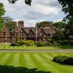 Alveston Manor Hotel Wedding Venue Clopton Bridge Stratford upon Avon Warwickshire House and Gardens
