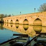 Alveston Manor Hotel Wedding Venue Clopton Bridge Stratford upon Avon Warwickshire Bridge