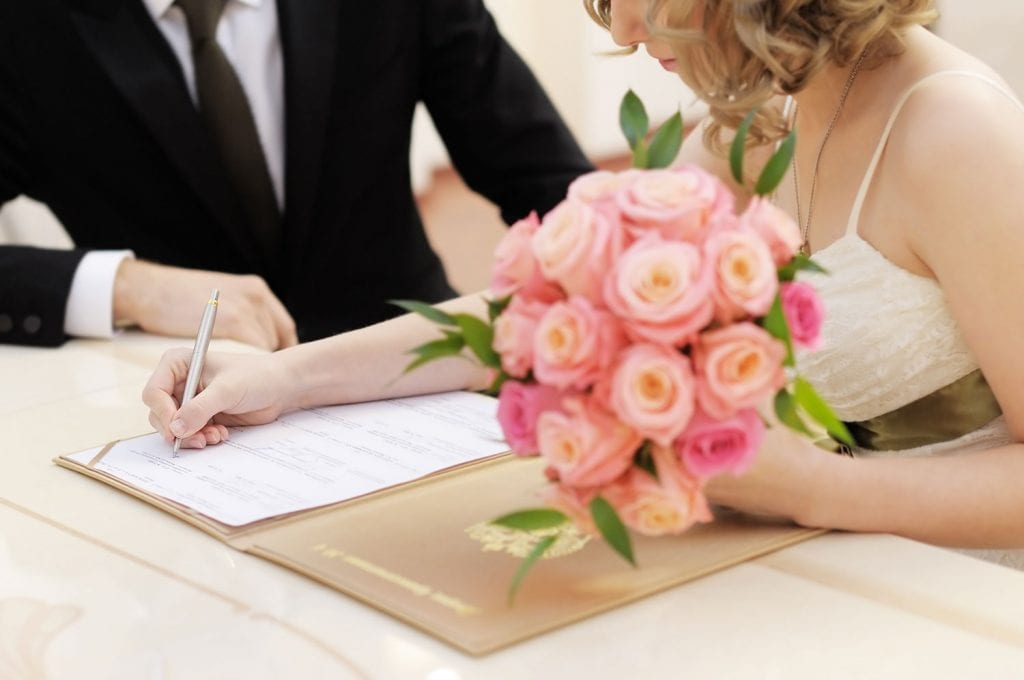 How To Write Your Wedding Order Of Service civil ceremony 3