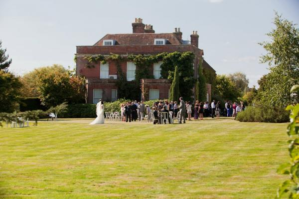 Ampfield House Romsey Wedding Venues