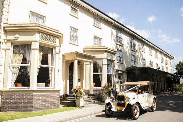Regency Hotel Solihull Wedding Venues