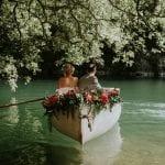 Cornish Tipi Couple