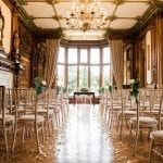 Manor by the lake wedding venue cheltenham ceremony