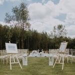 Darwin Lake Outdoor Ceremony