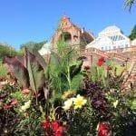 belle view park flower bed