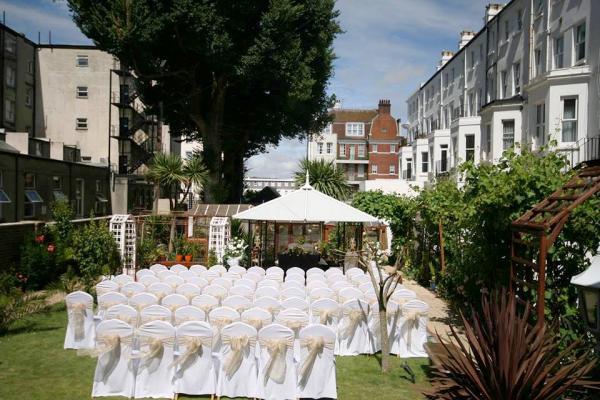 mansion lions hotel  eastbourne wedding venues