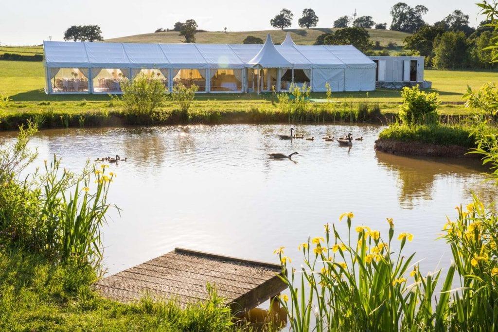Alcott Farm Lake