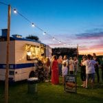 Alcott Farm Fish & Chip Van