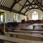 The Gwenfrewi Project wedding venue Conwy NORTH WALES church