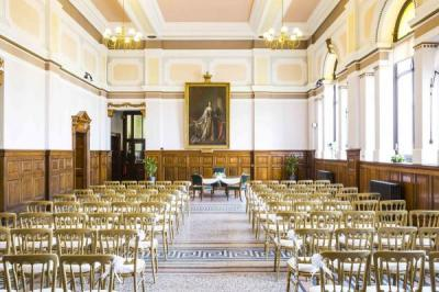 Surrey county hall kingston wedding